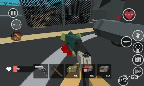 Zombie Craft Game screenshot 4