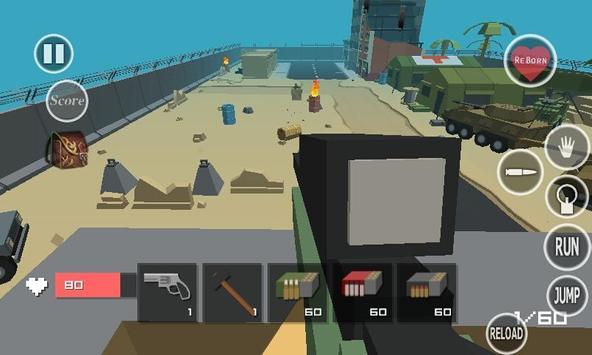 Zombie Craft Game screenshot 5