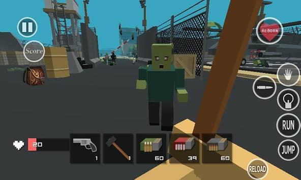 Zombie Craft Game screenshot 3