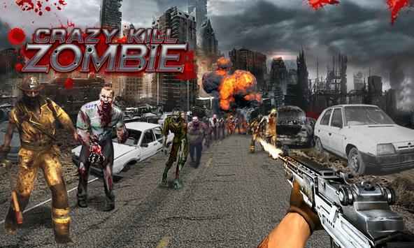 Dead Target Zombie poster