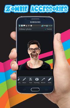 Zombie Booth - Makeup me screenshot 2