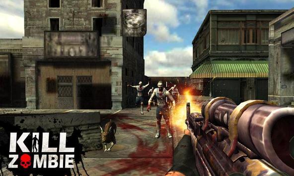 Kill Zombie poster