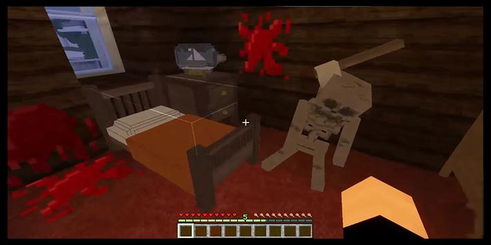 Zombie Apocalypse Minecraft maps mcpe screenshot 8