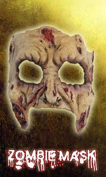 Zombie Face Changer Photo Maker poster