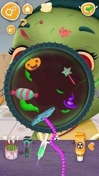 Zombie Nose Surgery Doctor Fun screenshot 5