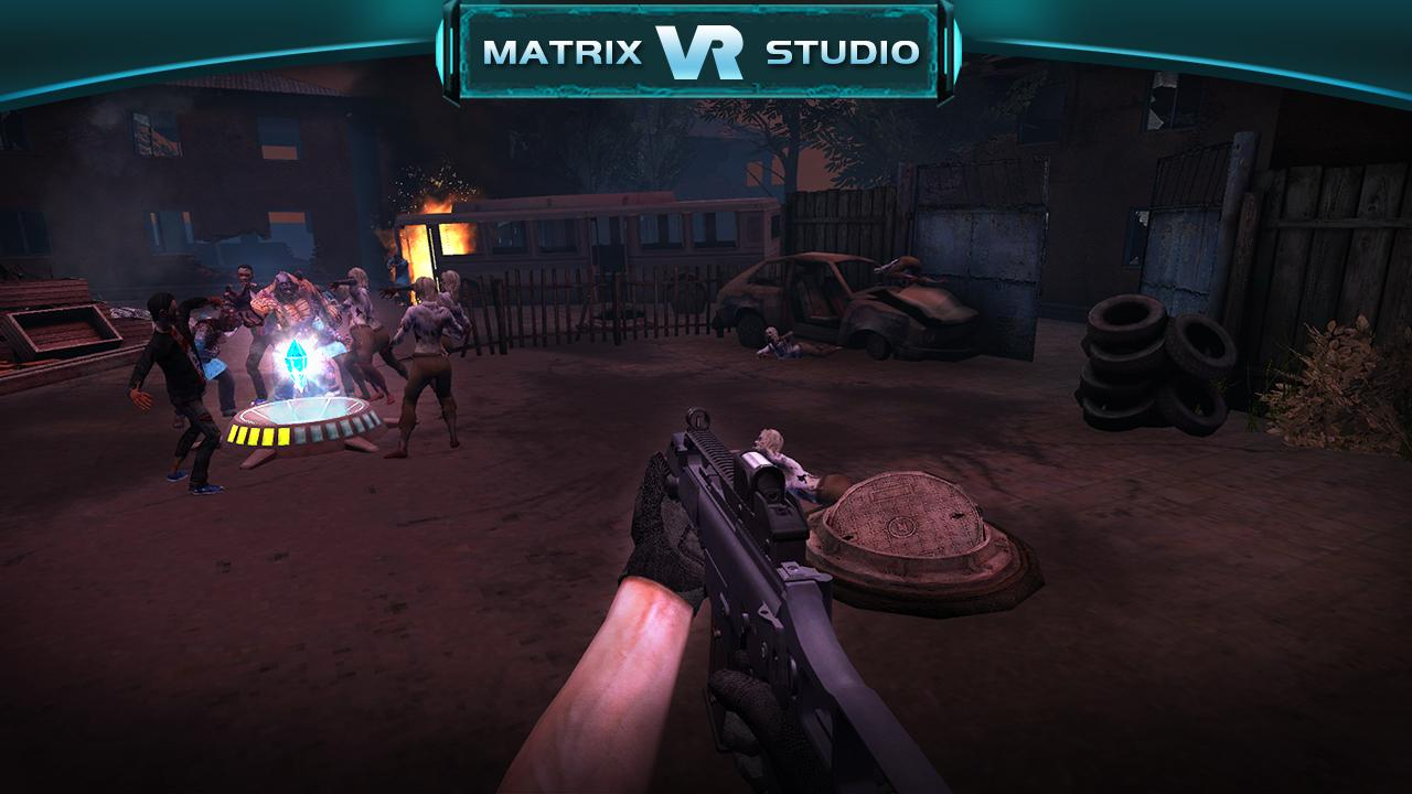 VR Games : VR Shooter Zombie for Android - APK Download