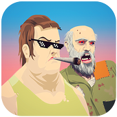 Happy Wheels Adventure icon