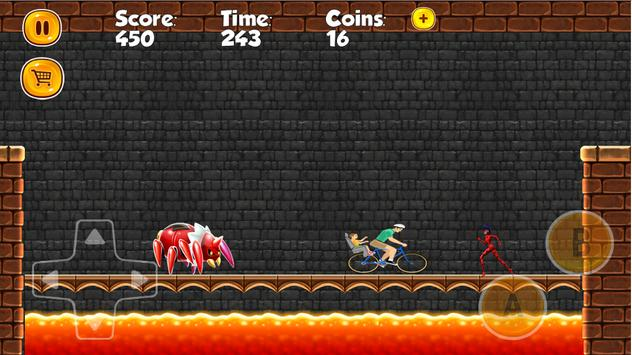 Happy Wheels Adventure apk screenshot