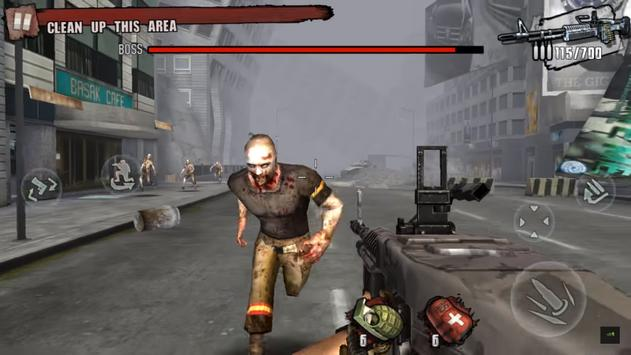 New Guide for Zombie Frontier3 apk screenshot