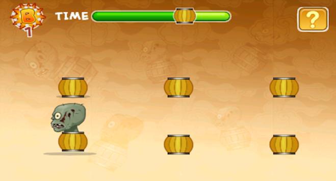 Zombie Mini Game Easy 2015 apk screenshot