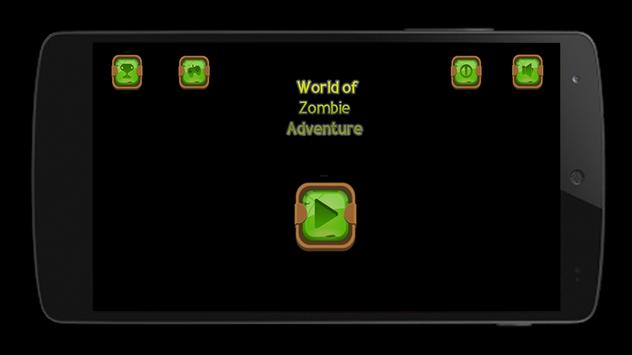 World of Zombie Adventure apk screenshot