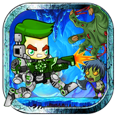 Zombie Attack HD icon