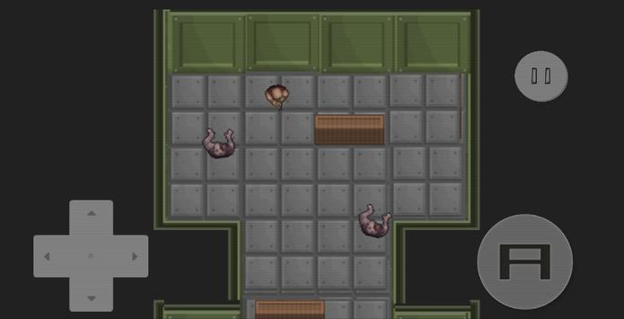 Zombie Bunker screenshot 1