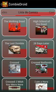ZombieDroid poster