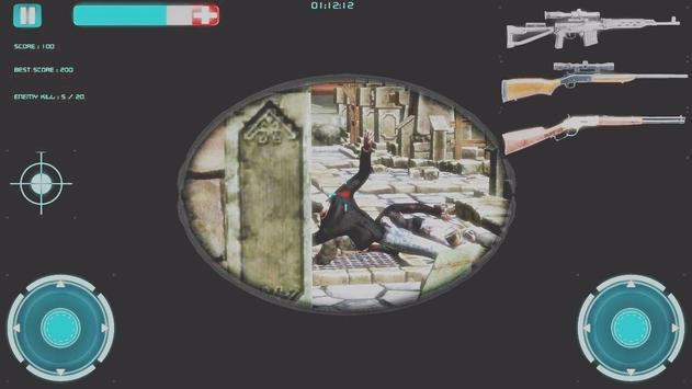 Zombie Empire : Last War apk screenshot