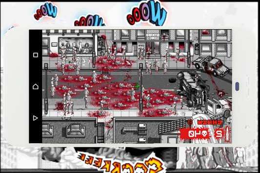 Zombie Shooter : OMG! apk screenshot