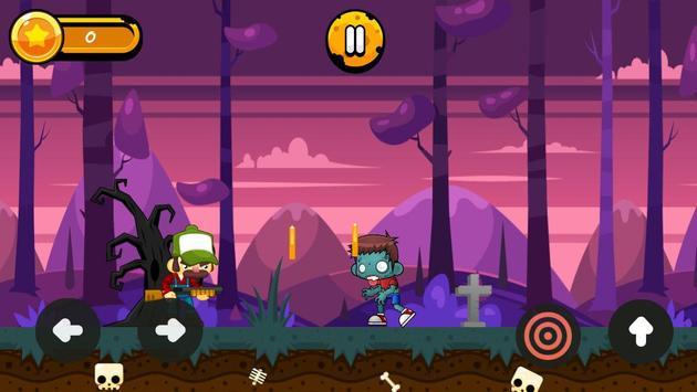 Zombie Hunter apk screenshot