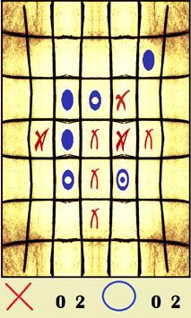 Katakuti - Tic Tac Toe screenshot 1