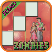 Disney Zombie Piano Tiles icon