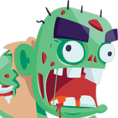 zombie Plants Hoverboard Road icon