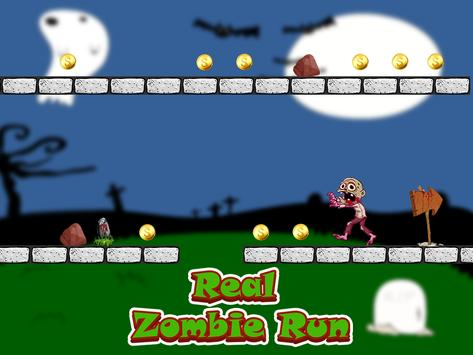 Real Zombie Run screenshot 2