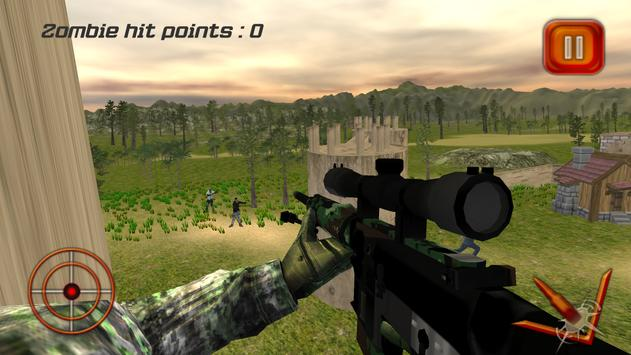 Zombies Shooting : Death Game screenshot 5