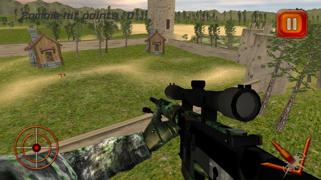 Zombies Shooting : Death Game screenshot 9