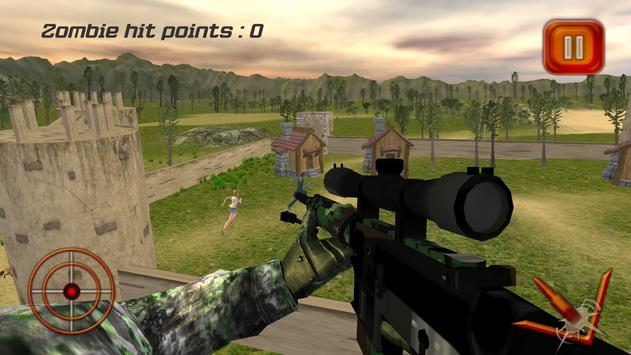 Zombies Shooting : Death Game screenshot 17