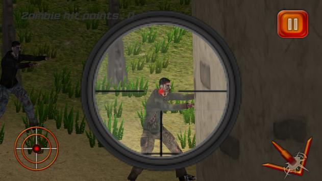 Zombies Shooting : Death Game screenshot 1