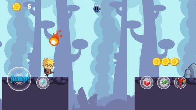 Zombies Warrior apk screenshot