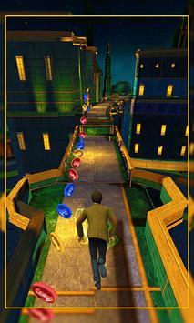 Running Hidden Temple poster
