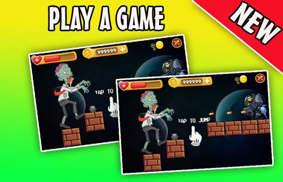zombie super run adventures apk screenshot