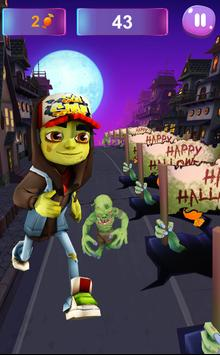 Subway Zombie Surfers screenshot 1