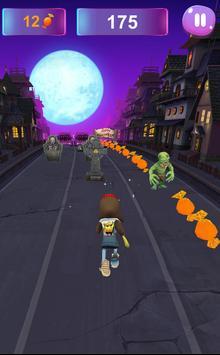 Subway Zombie Surfers screenshot 4
