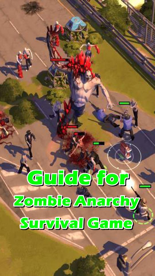 Cheats tips for zombie anarchy for android apk download.