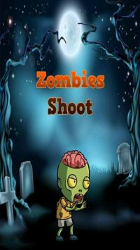 Zombies Shoot - Free Game poster