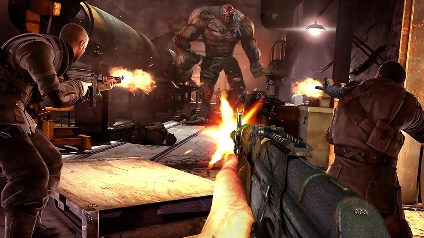 zombie shooter fury of war para android apk baixar