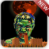 Zombie Shooting Dead Dayz icon