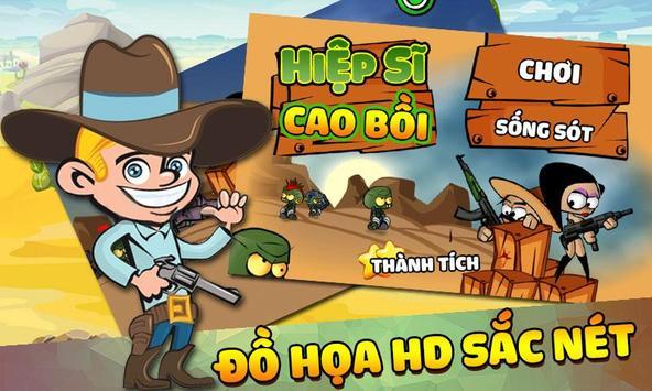 Hiep Si Cao Boi apk screenshot