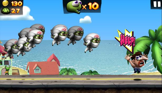 New Zombie Tsunami 2k17 Tricks apk screenshot