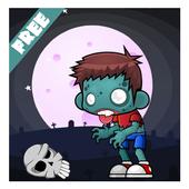 Walking Zombie Run icon