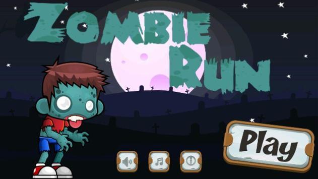 Walking Zombie Run poster