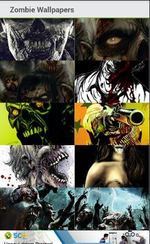 Scary zombie wallpaper apk download free art design app for scary zombie wallpaper apk screenshot voltagebd Gallery