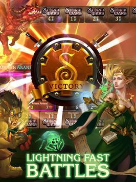 Storm Wars CCG apk screenshot