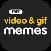 Video & GIF Memes Free icon