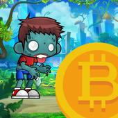 Halloween Jumper - Bitcoin Blockchain icon