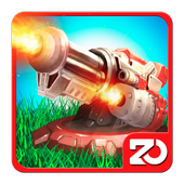 Install free Game android antagonis Tower Defense Zone APK gratis