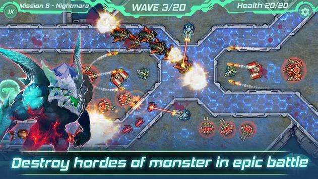 Tower Defense Zone Cartaz