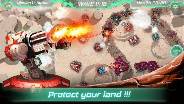 Tower Defense Zone imagem de tela 1