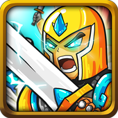 Installing android King of Heroes APK 2017